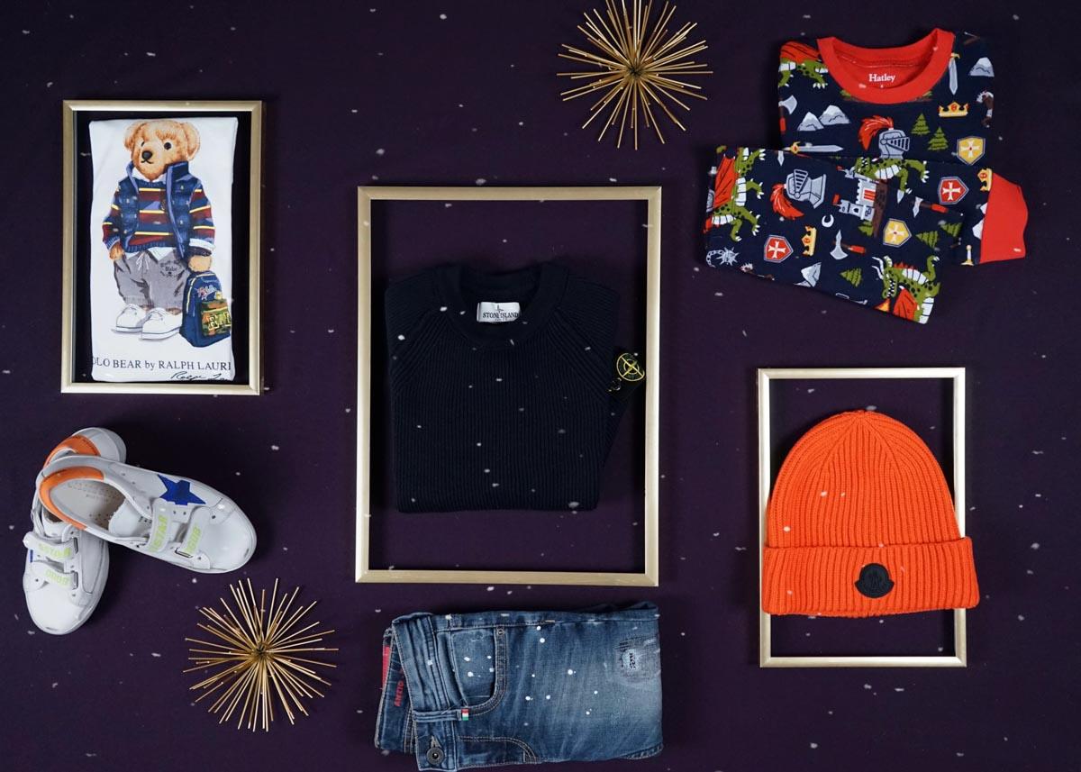 Weihnachten liegt in der Luft Eine Auswahl aus dem aktuellen Sortiment vom Kleinen Sagmeister. Wer also noch auf der Suche ist nach einem tollen Outfit für die kommenden Festtage, der sollte dem Shop unbedingt einen Besuch abstatten.