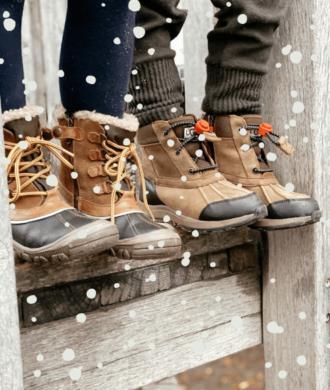 Winterschuhe für Kinder