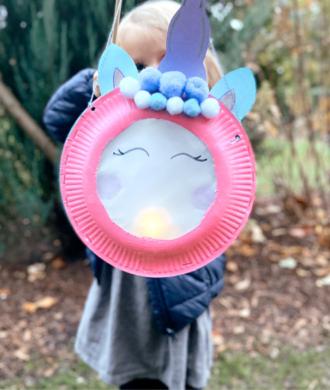 DIY Laternen basteln mit Kindern