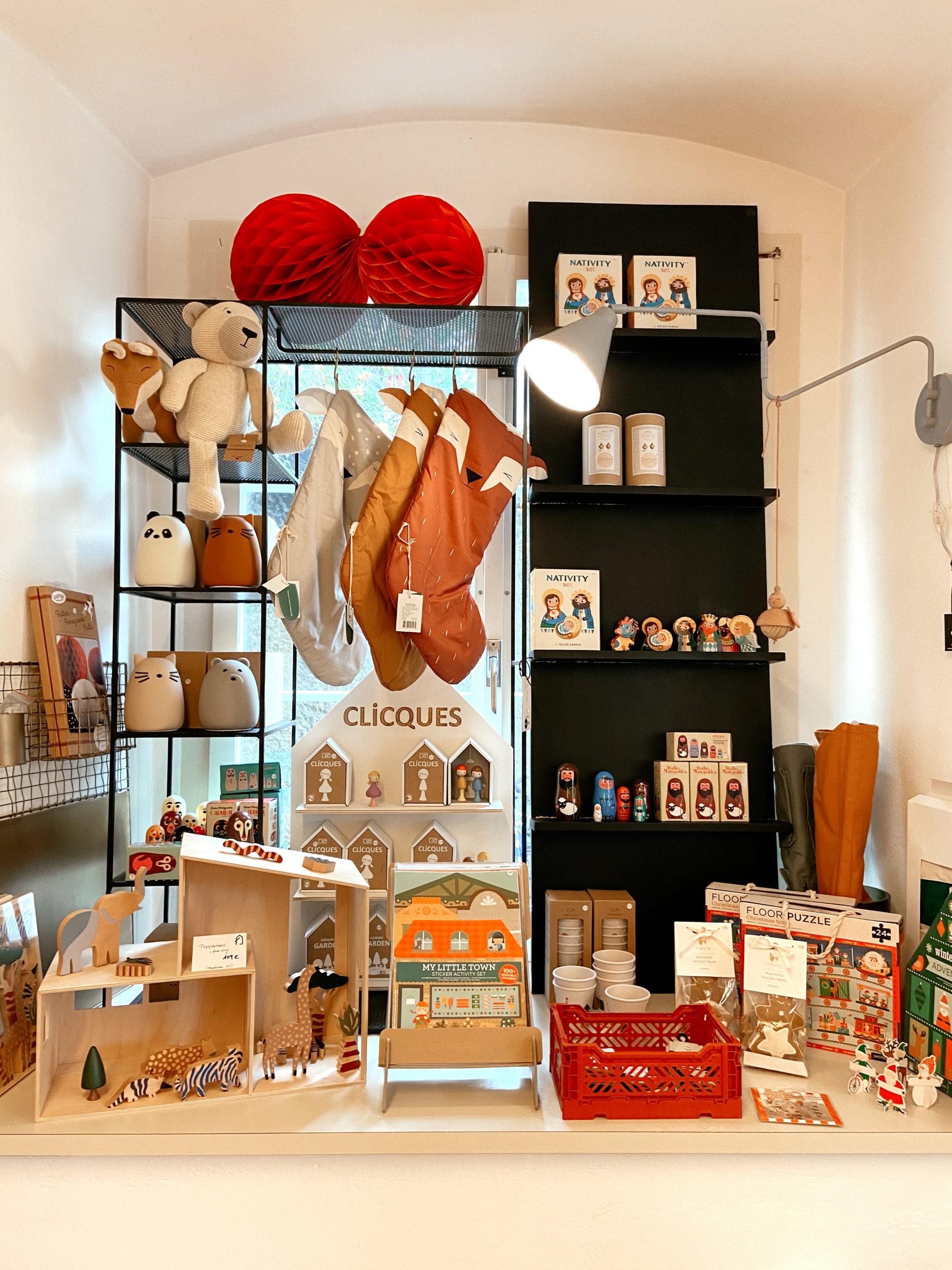 fesch LIVIN' Bregenz Shop Wohnen Mode Kinder