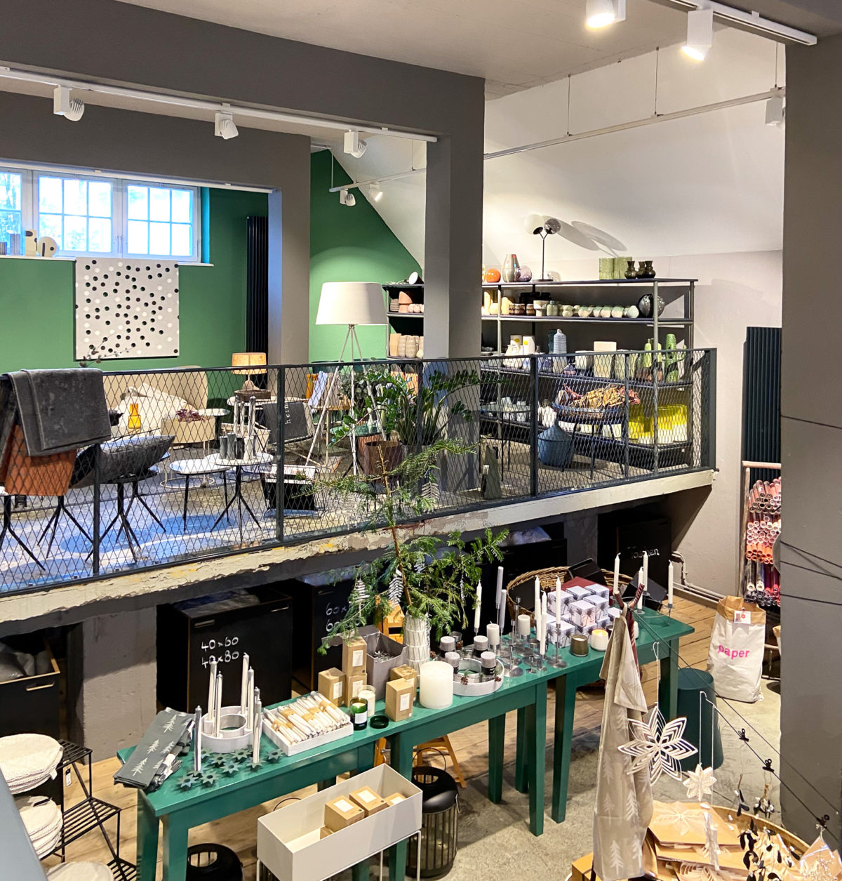 DF Shop Lagerhaus
