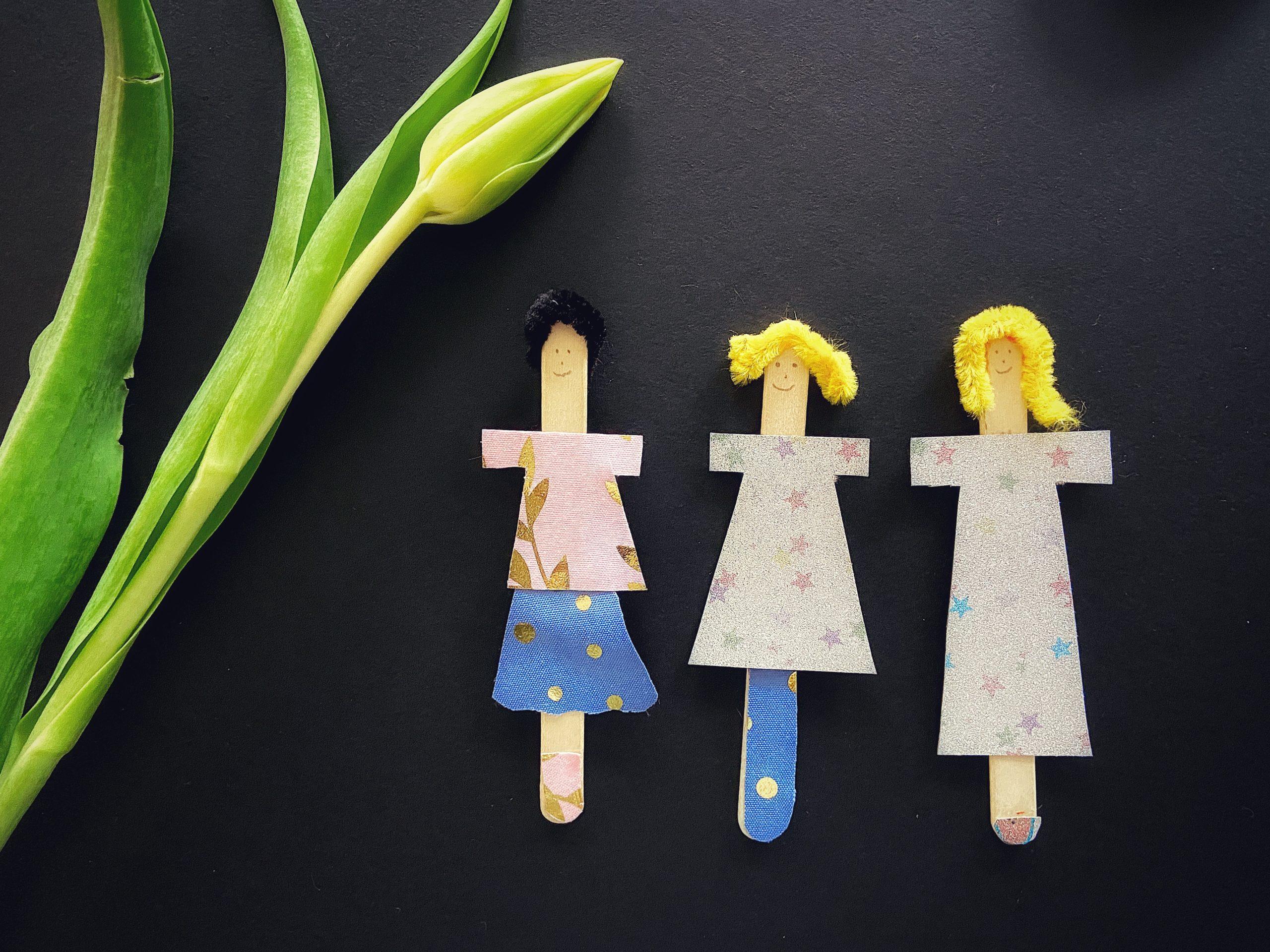 DIY für Kinder Frühling
