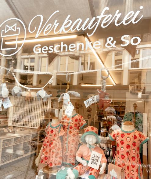 Verkauferei in Bregenz