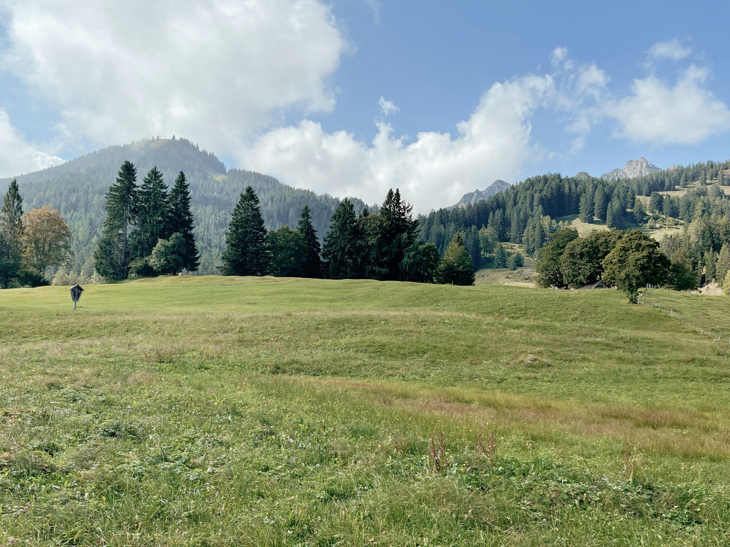 Familienausflug Vorarlberg Bürserberg Schnitzeljagd 5