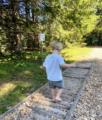 Familienausflug Brandnertal Barfußweg